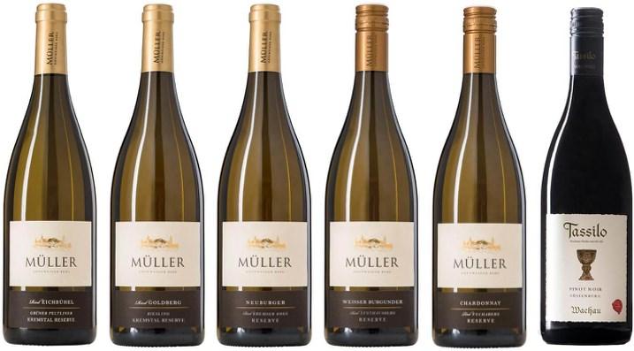 Weingut Müller Prova på Österrike - Premium