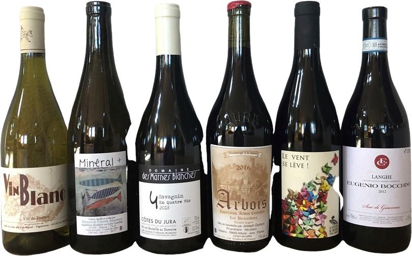 Dryckesbutikens Skåneblend - En vinprovningslåda i samarbete med Talldungen & Hörte Brygga