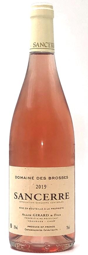 Domaine des Brosses Sancerre Rosé 2019