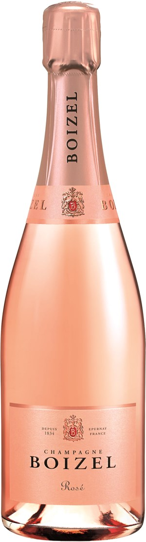 Champagne Boizel Rosé Magnum