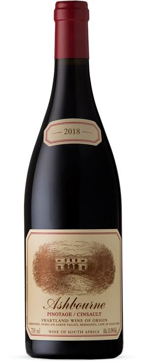Ashbourne Wines Pinotage Cinsault 2018