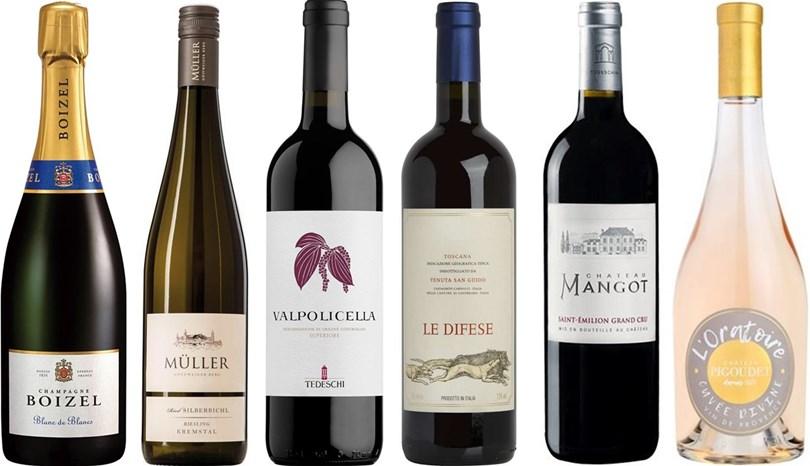 Winefinders Prova på Winefinder Premium