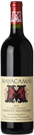 Mayacamas Cabernet Sauvignon Mount Veeder 2014