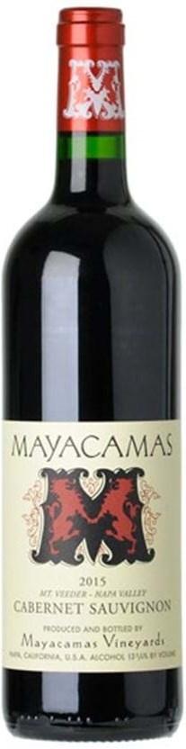 Mayacamas Cabernet Sauvignon Mount Veeder Magnum 2015