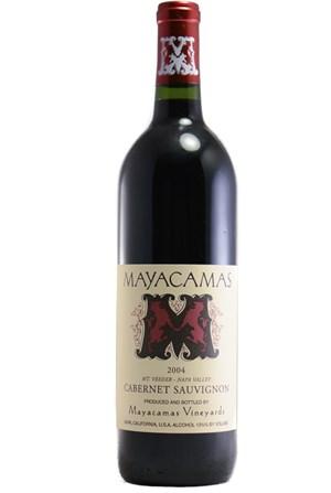 Mayacamas Cabernet Sauvignon Mount Veeder 2004