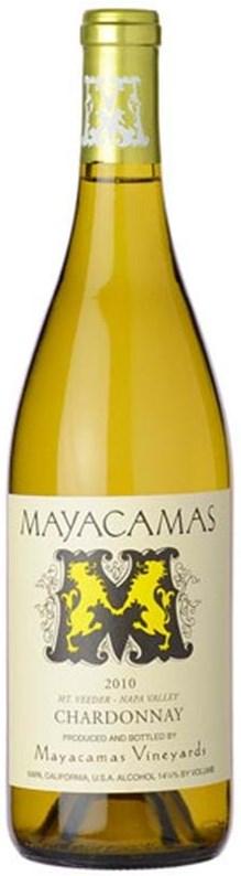 Mayacamas Chardonnay Mount Veeder 2015