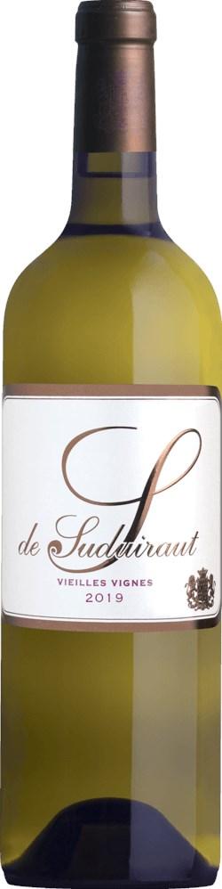 Château Suduiraut S de Suduiraut vieilles vignes 2019