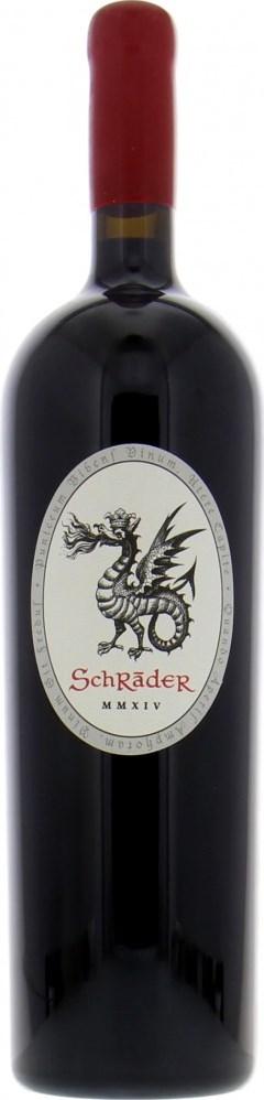 Schrader Cellars Cabernet Sauvignon Old Sparky Beckstoffer To Kalon Vineyard Magnum 2014