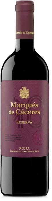 Marqués de Cáceres Reserva 2014
