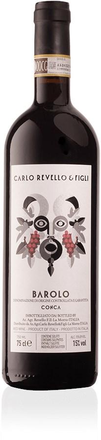Carlo Revello & Figli Barolo Conca 2012