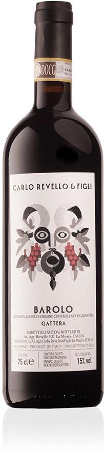 Carlo Revello & Figli Barolo Gattera 2012