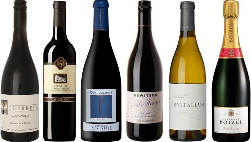Winefinders Vinexperternas favoriter #4 - 94+ Poäng