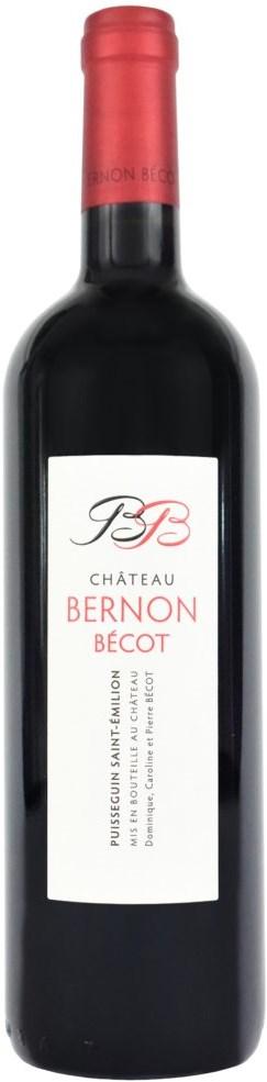 Chateau Bernon Becot Château Bernon Bécot 2016