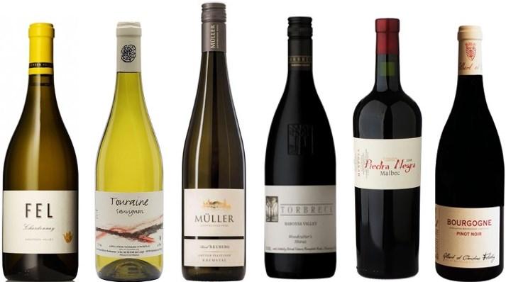 Winefinders Favoriter från Helsingborgs Dagblads Vincirkel 2020