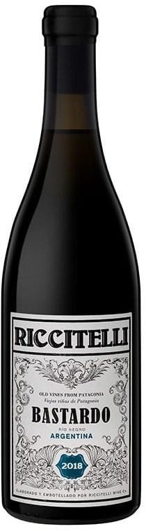 Matias Riccitelli Old Vines from Patagonia Bastardo 2019