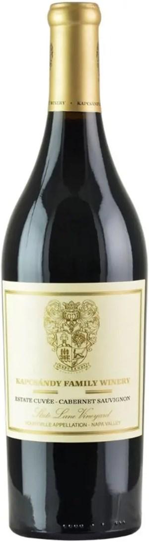 Kapcsándy Family Winery Estate Cuvée 2010