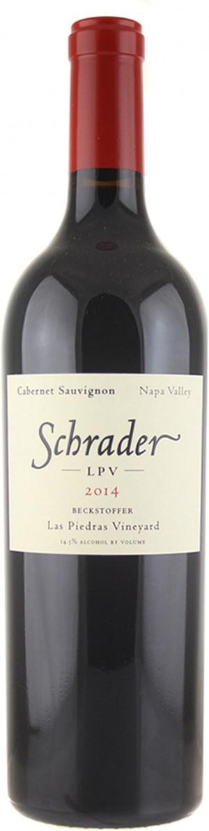 Schrader Cellars Cabernet Sauvignon LPV Las Piedras Cab 2014