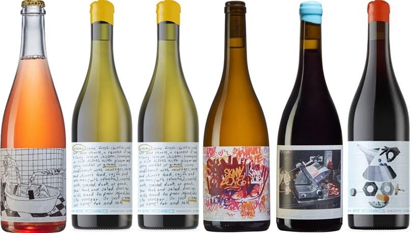 Wine Mechanics Wildenstam lyfter Göteborg