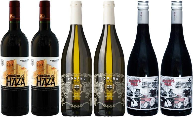 Prova på Winefinders kundfavoriter