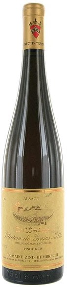 Domaine Zind-Humbrecht Pinot Gris Clos Windsbuhl Sélection de Grans Noble 2010
