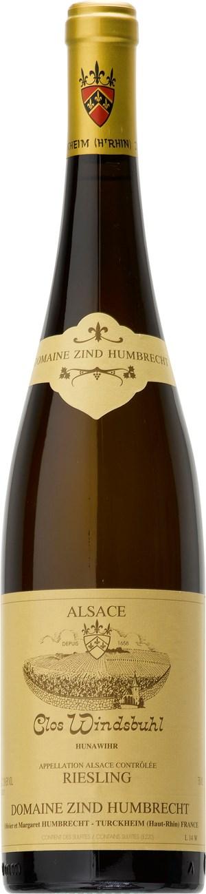 Domaine Zind-Humbrecht Riesling Clos Windsbuhl 2012