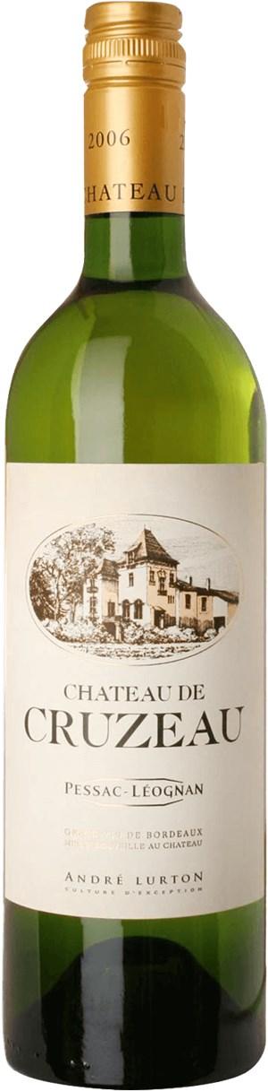 Vignobles André Lurton Château de Cruzeau Blanc 2010