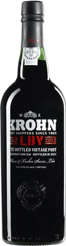 Krohn Late Bottled Vintage Port (LBV) 2012