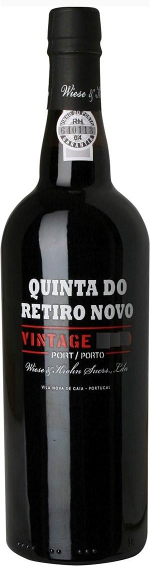 Krohn Quinta Retiro Novo Vintage Port 2011