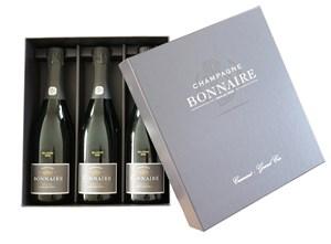 Bonnaire Vintage Collection 2008 Blanc de blancs Brut, Grand Cru Cramant 2008