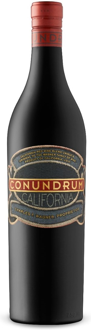 Conundrum Wines Selected Grapes Red 2017