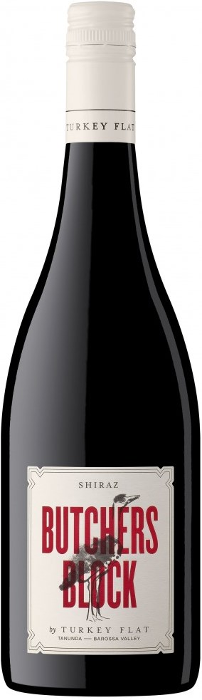 Turkey Flat Vineyards Butchers Block Shiraz 2017