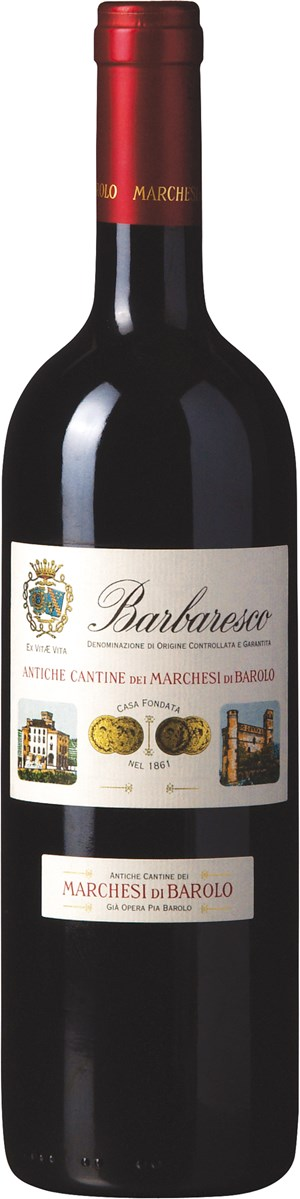 Marchesi di Barolo Barbaresco 2012