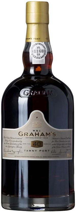 Grahams 40 Years Old Tawny Port