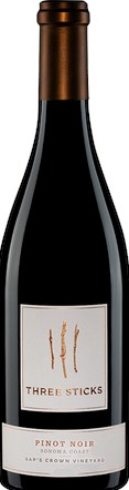 Three Sticks Gaps Crown Pinot Noir 2016