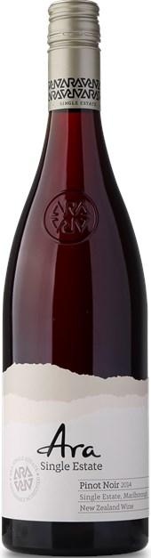 Winegrowers of Ara Ara Single Estate Pinot Noir 2017