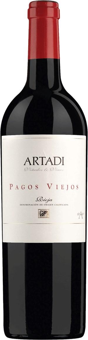 Bodegas Artadi Rioja Pagos Viejos 2013