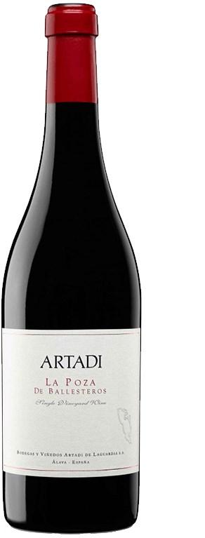 Bodegas Artadi Rioja La Poza de Ballesteros 2013
