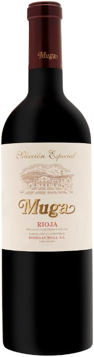 Bodegas Muga Rioja Reserva Selección Especial 2012