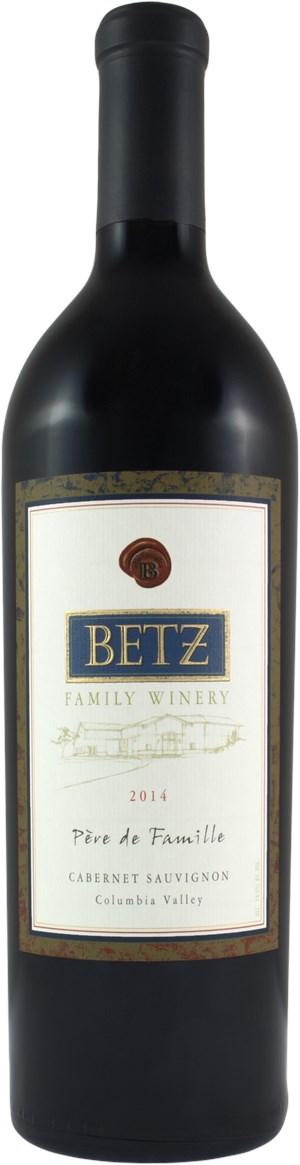 Betz Family Winery Père de Famille Cabernet Sauvignon 2014