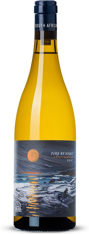 Alheit Vineyards Fire By Night 2017