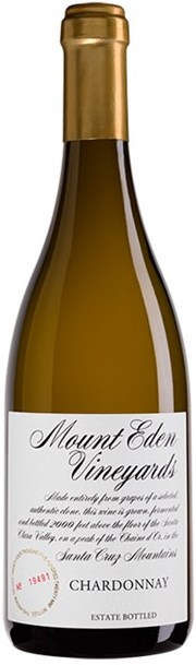 Mount Eden Vineyards Estate Chardonnay 2015