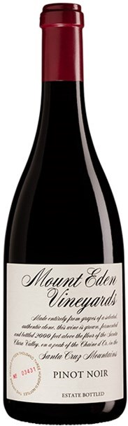 Mount Eden Vineyards Pinot Noir 2014