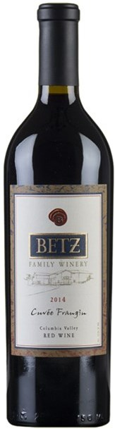Betz Family Winery Possibility 2015
