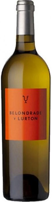 Belondrade y Lurton Blanco 2018