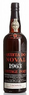 Quinta do Noval Vintage Port Nacional 1963