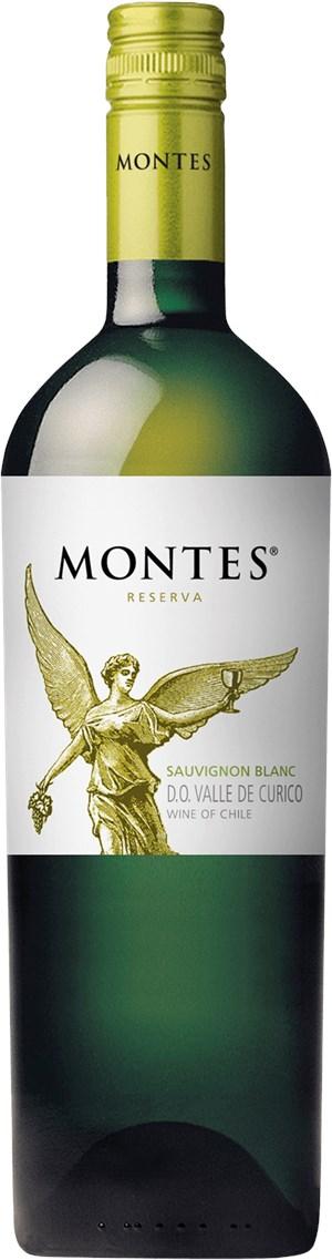 Montes Saugvinon Blanc Reserva 2017