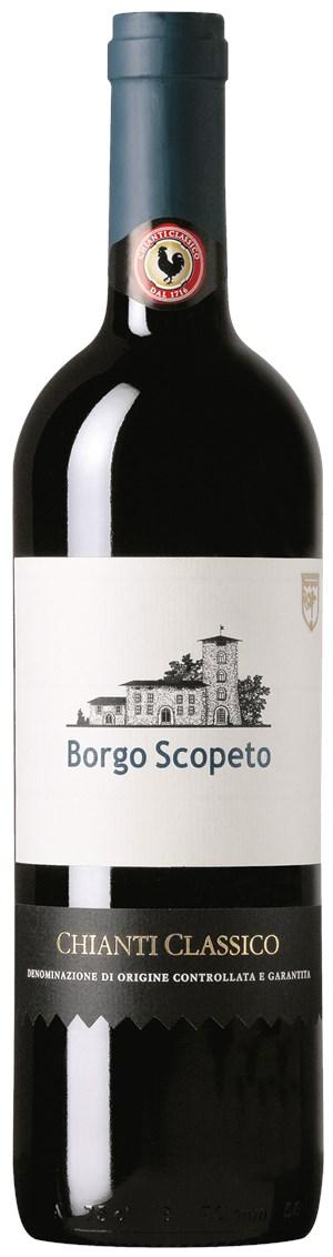 Borgo Scopeto Chianti Classico 2014