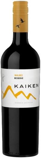 Kaiken Wines Malbec Reserva 2017