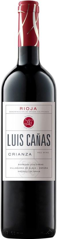 Bodegas Luis Canas Rioja Crianza 2017