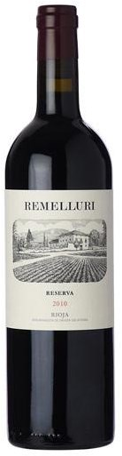 Remelluri Rioja Reserva 2010